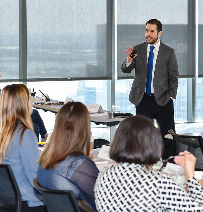 Public Speaking Trainer & Coach - Dr. Steven Cohen